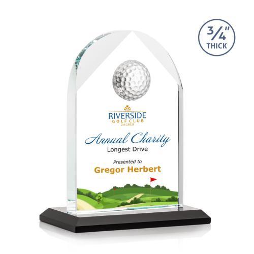 Blake Golf VividPrint™ Award - Black