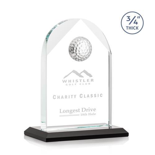 Blake Golf Award - Black