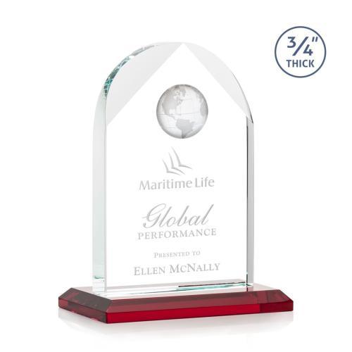 Blake Globe Award - Red