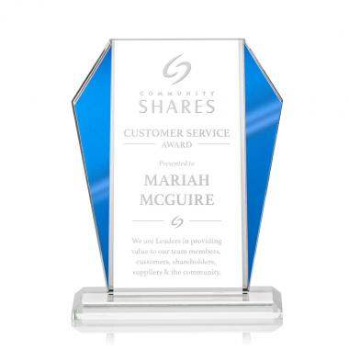 Newbury Award - Blue