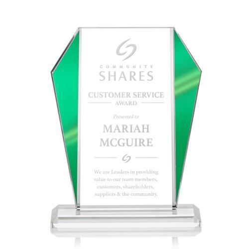 Newbury Award - Green