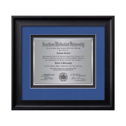 Yorktech Certificate TexEtch - Black