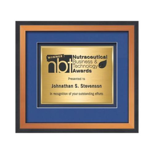 Jasper Certificate TexEtch - Bronze