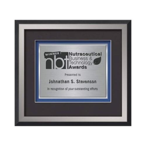 Jasper Certificate TexEtch - Silver