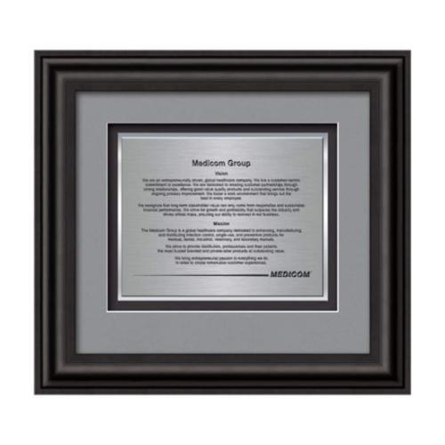 Cardoba Certificate TexEtch - Black
