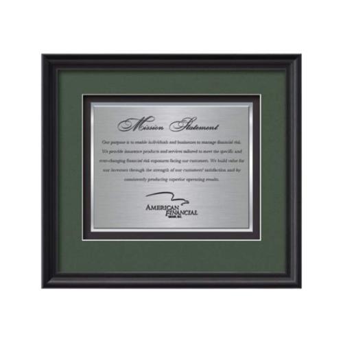 Raven Certificate TexEtch - Black