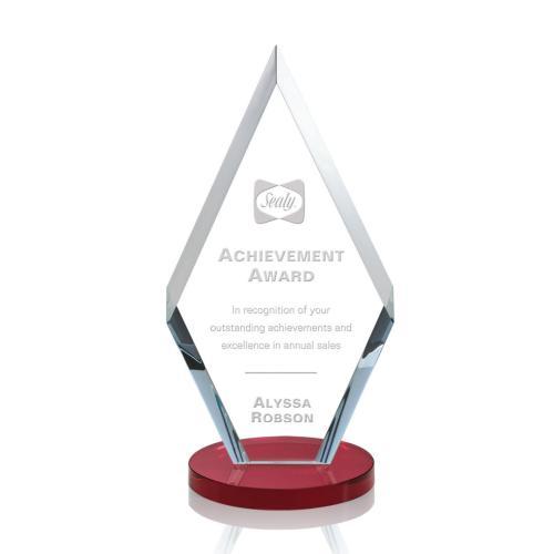 Cancun Award - Red