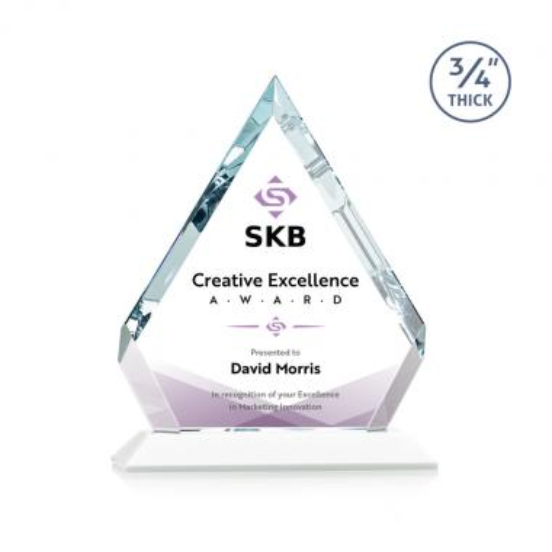 Apex VividPrint™ Award - White