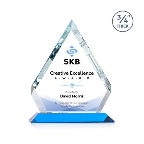 Apex VividPrint™ Award - Sky Blue