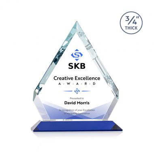 Apex VividPrint™ Award - Blue