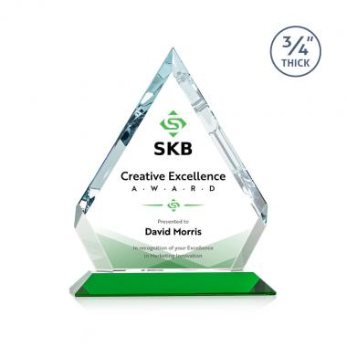 Apex VividPrint™ Award - Green