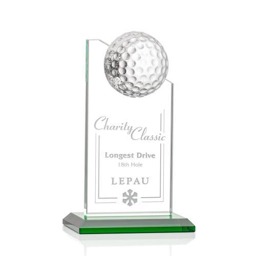 Ashfield Golf Award - Green