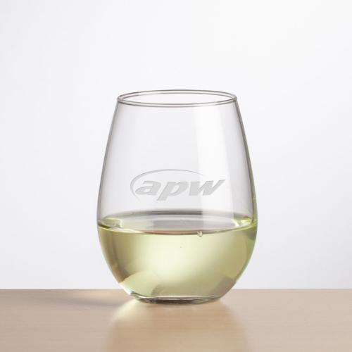 Ossington Stemless Wine - Deep Etch