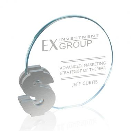 Clement Dollar Award - Aluminum
