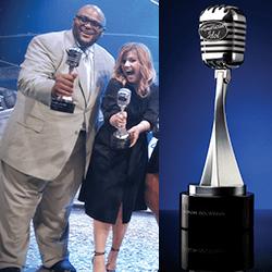 Custom Trophy American Idol