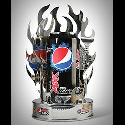 Custom Trophy PepsiMax