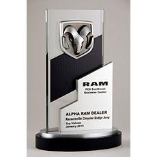 Alpha Ram Dealer Trophy