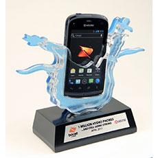 Boost Mobile Hydro Phone Award