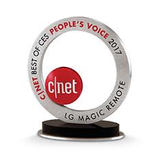 C|Net Software People's Choice Award