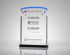 Charter Capital Custom Award