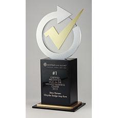 Chrysler Certified Pre-Owned Sales Award