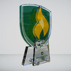 Custom Trophy Example