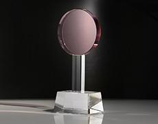 Pink Lolipop Custom Award