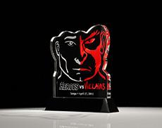 Scion Heroes vs Villains Custom Award