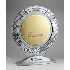 Texas Instruments Retirement Award