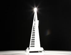 Transamerica Building Custom Award