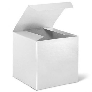 Chestham Award - Laser Engraved Packaging Factory Box - White