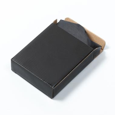 Photo (Vert) P/Plaque - Rosewood/Gold  Packaging Black Mailer